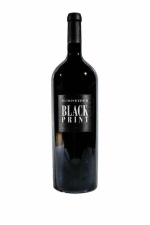 Black Print Rotwein Cuvée QW trocken 1,5 l Magnum
