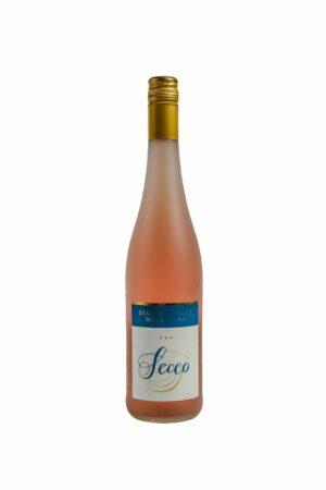 Meersburger Secco Rosé -Staatsweingut-