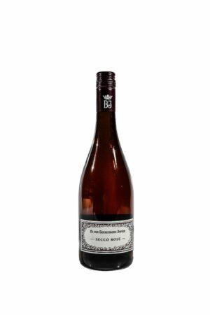 Secco Rosé Dt. Perlwein mit zugesetzter Kohlensäure