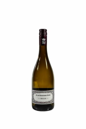 Secco Weiß Dt. Perlwein mit zugesetzter Kohlensäure