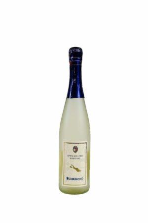 BoSecco Blanc Dt. Perlwein mit zugesetzter Kohlensäure