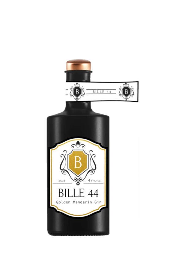 Bille 44 Golden Mandarin Gin 47%vol.