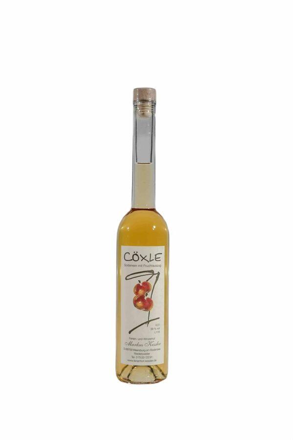 Bodensee Cox Orange 0,5 l 36%vol.
