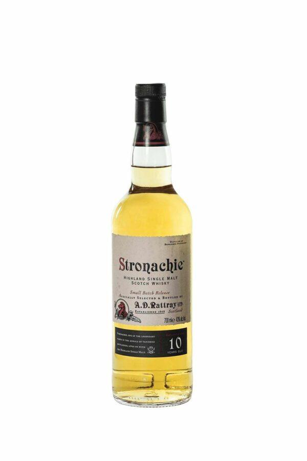 Stronachie 10 y., 43% Vol. Highland Single Malt